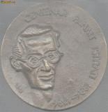 Medalie URIASA Panait Istrati centenar Braila 1884-1984