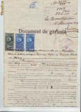A87 Acte Garantie Credit Someseni Cluj 1931