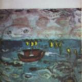 GEO BOGZA - TABLOU GEOGRAFIC - Carte de calatorie