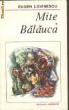 E lovinescu - mite * balauca, 1989