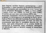 jean cayrol - adevarurile catherinei