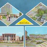 S-4928 BACAU CIRCULAT - Carte Postala Moldova dupa 1918