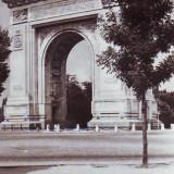 R-7394 BUCURESTI Arcul de Triumf CIRCULAT 1959 - Carte Postala Muntenia dupa 1918