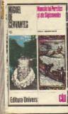 Miguel de cervantes - muncile lui persiles si ale sigismundei, 1980