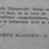 Marguerite duras - stavilar la pacific - Roman, Anul publicarii: 1969