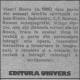 Henri bosco - matusa martine - Roman, Anul publicarii: 1979