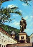 BAILE HERCULANE - Statuia lui Hercules