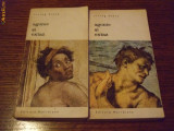 Irving Stone - Agonie si extaz, 2 vol.