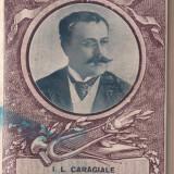 I.L.Caragiale / VERSURI (1922, editie B.Lazareanu) - Carte Editie princeps