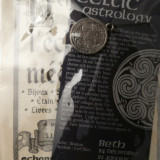 Medalion astrologic celtic beth