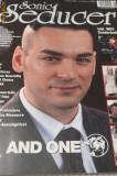 revista goth metal EBM Sonic Seducer, Germania, aug 2006 cu CD