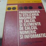 Programarea si utilizarea masinilor de calcul - Carte Limbaje de programare