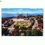 CP178-97 Istanbul, Moscheia Albastra (Turcia)-necirculata