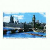 CP178-96 Houses of Parliament (Marea Britanie)-necirculata