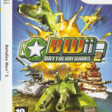 JOC WII BATTALION WARS 2 ORIGINAL PAL / STOC REAL / by DARK WADDER
