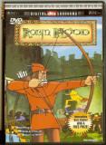 DVD desene animate Robin Hood