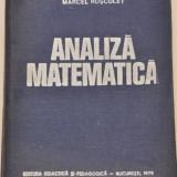 Analiza Matematica,anticariat