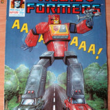 Transformers #139 Marvel Comics - Reviste benzi desenate