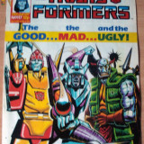 Transformers #117 Marvel Comics - Reviste benzi desenate