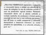 Aurelian baltaretu - fructele pamantului