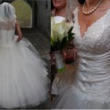 Vand rochie mireasa - Rochie de mireasa printesa
