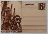 Carte postala nazista de propaganda , 1934