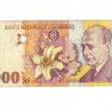 Romania 5000 lei 1998 - Bancnota romaneasca