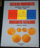 CATALOG NUMISMATIC - MONEDA METALICA 1867-1994 Romania