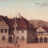 Ok-0300- Romania, Codlea -Zeiden, c.p. necirc. aprox.1910: Hotel Schwarzburg