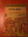 188 Maxim Gorki Copilaria