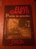 219 Elias Canetti Facla in ureche
