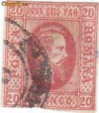 ALEXANDRU I. CUZA 1865,20 PAR. ROSU ST.     CS11