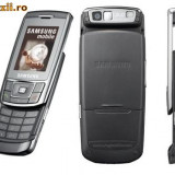 Samsung SGH-D900i - Telefon Samsung, Negru, Neblocat, Cu slide, 240x320 pixeli (QVGA), 256K