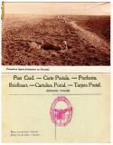 "Ok-0441- Carte post. necirc. 1915: I. Razboi Mond- stamp. ""Cercetasii Romaniei"""