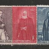Belgia.1930 100 ani de Regat MH ED.132