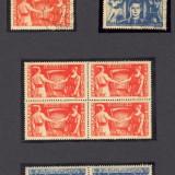 SERIE ROMANIA MICHEL NO. 898-899