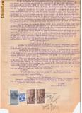 28 Document vechi fiscalizat -1939 -Braila -Sentinta comerciala, Documente