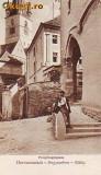 Ok-0458- Romania, Hermannstadt, Sibiu, c.p. necirc. apr.1914: Pempflingergasse, Necirculata, Fotografie
