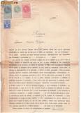 40 Document vechi fiscalizat -Braila? -Procura, Documente