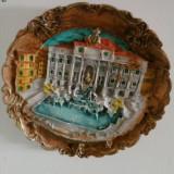 Farfurie souvenir FONTANA DI TREVI