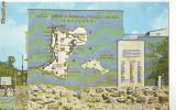 S11320 CONSTANTA Harta arheologica a Dobrogei circulat