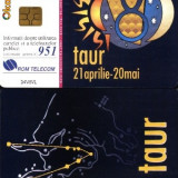 cartela telefonica romtelecom, zodia taur