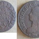 Moneda Franta - Moneda Medievala