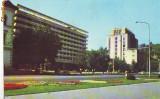 S11721 BRASOV Hotel Carpati CIRCULAT 1967