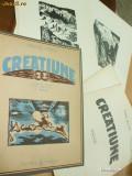Micos Fred, CREATIUNE-10 gravuri