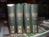 Dictionar enciclopedic roman - 4 volume