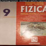 Fizica, Manual pt cls a IX-a (F2) - Manual scolar, Clasa 9