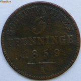 Prusia 3 pfenninge 1859 A (1)