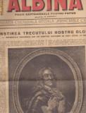 Revista Albina : aducerea osemintelor lui Dimitrie Cantemir la Iasi - 1935