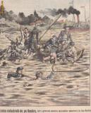 Ziarul Universul : catastrofa pe Dunare,in fata Brailei (1915)